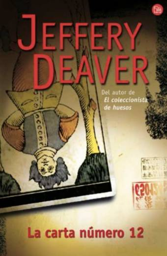La carta número 12 de Jeffery Deaver